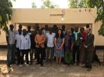 Participant Diary From The National Seagrass Species Identification, Mapping And Monitoring Training In The Gambia